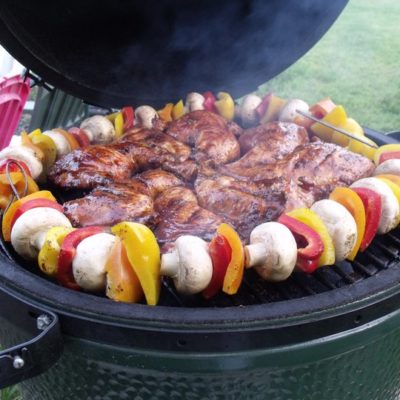 Fireplace Specialties - The Big Green Egg