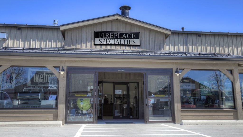 Fireplace Specialties - Belleville
