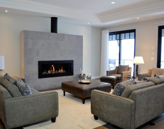 Fireplace Specialties - Stone Mantels & Wall Panels