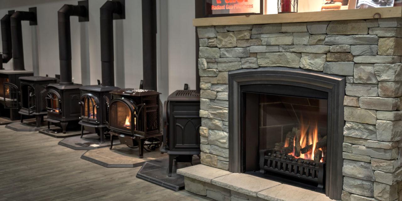 Fireplace Specialties - Showroom