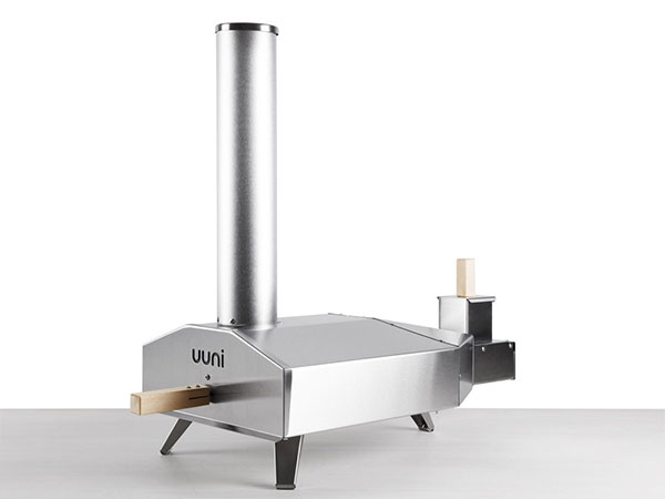 wood fired oven-easy to operate-powered by wood pellets