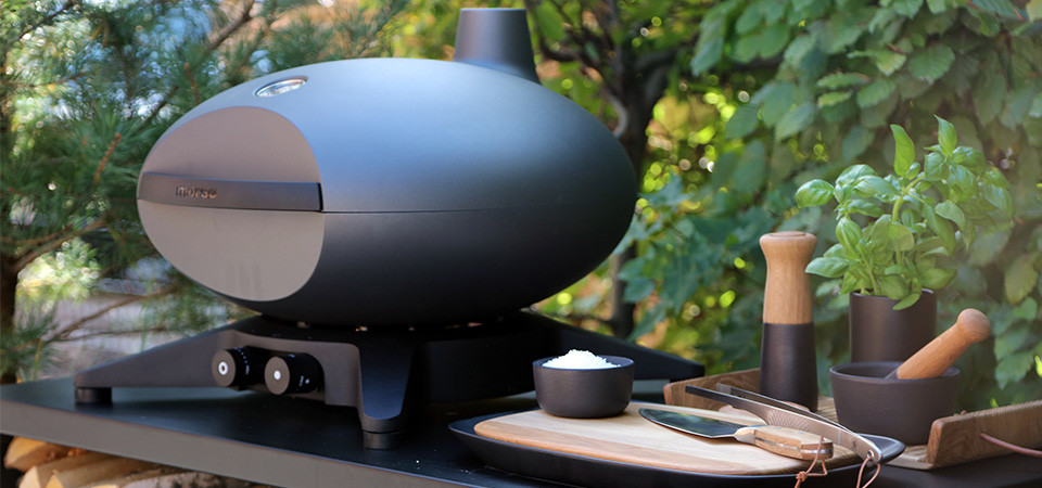 Fireplace Specialties - Morso Outdoor
