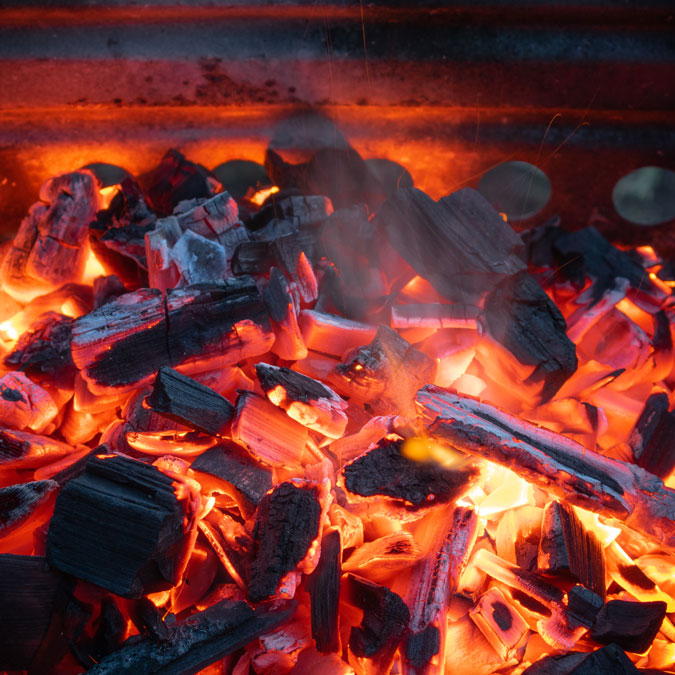 Fireplace Specialties BBQ Outdoor - Charcoal